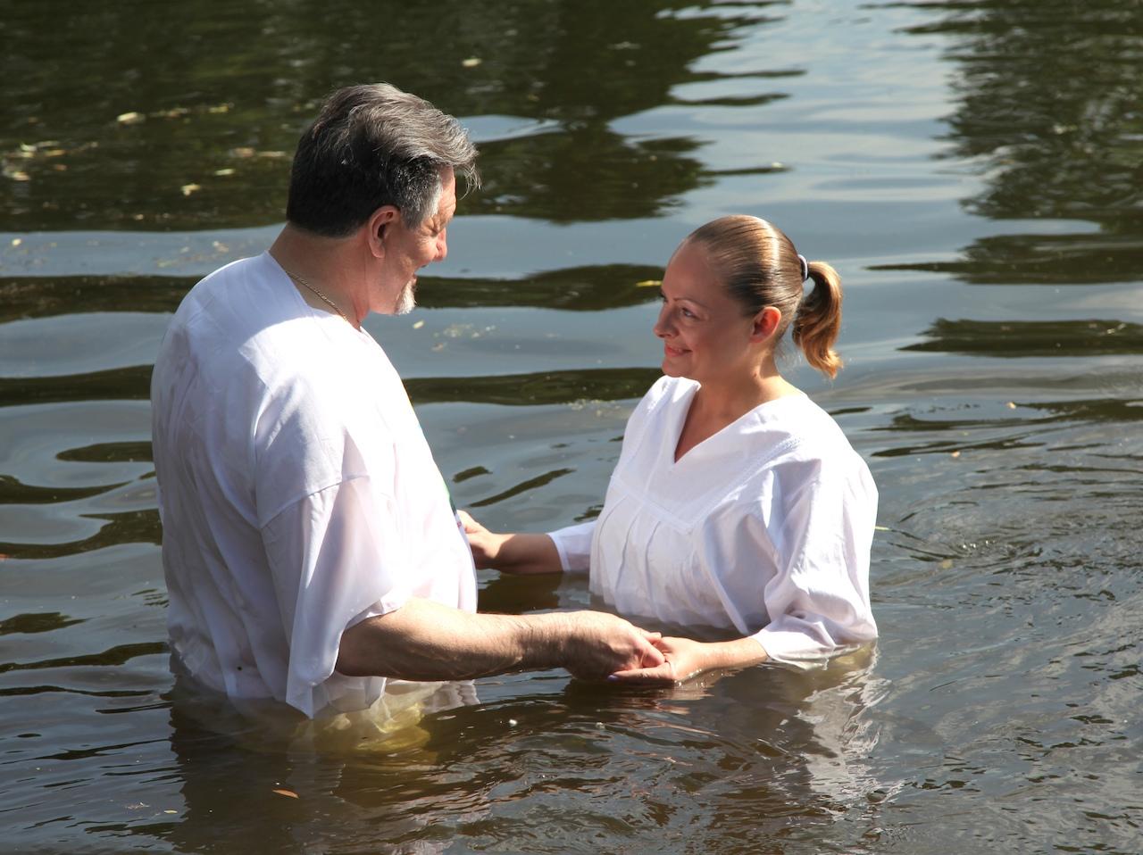 Водное крещение открытка, днем рождения мужчине